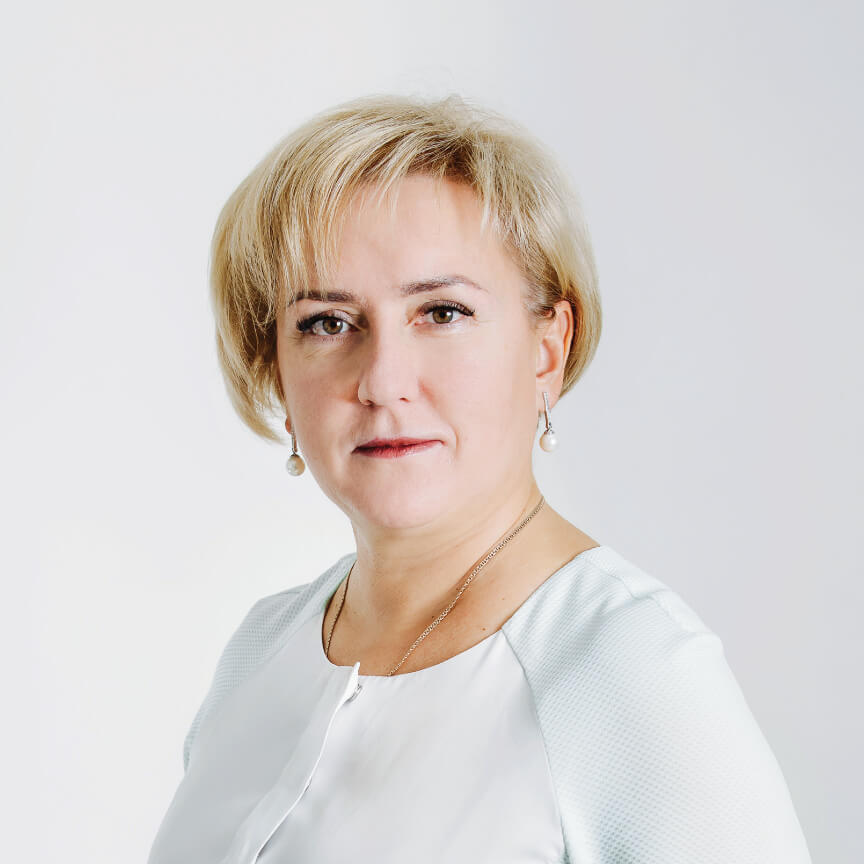 Белова Елена Васильевна